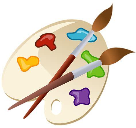 imagenes png en paint ilustra 231 227 o gratis paleta pintura pinc 233 is cores