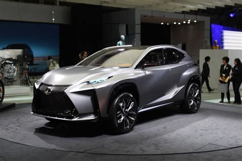 lexus lf nx 2013 lexus lf nx turbo concept car interior design