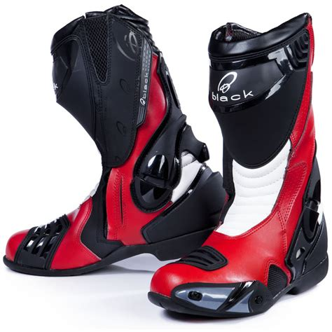 motorcycle racing shoes black venom motorcycle boots