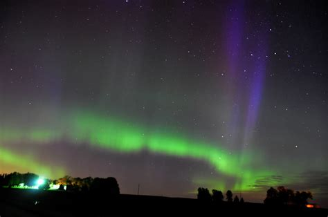 northern lights wisconsin tonight northern lights viewing potential kttc weather blog