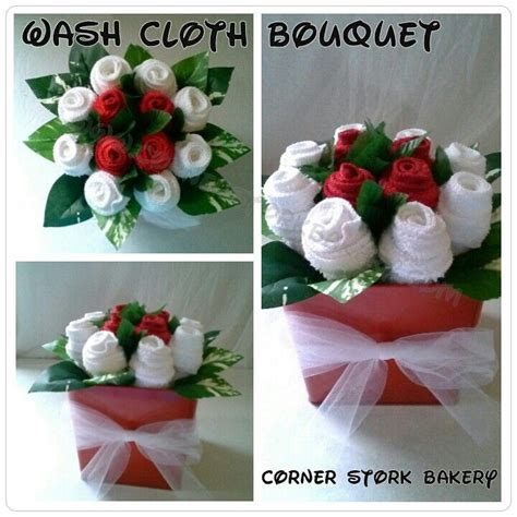 Washcloth Bouquet Baby Shower by 25 Best Ideas About Wash Cloth Flowers On