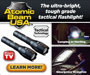atomic beam vs tac light atomic beam usa the best brightest tactical flashlight