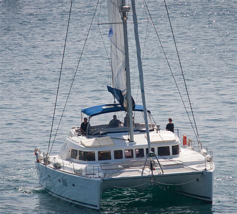 catamaran flotilla greece elvira catamaran lagoon 500 4cab enjoy sailing