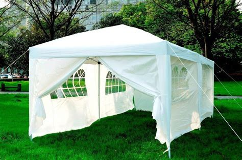 Pavillon 6x3 by Gartenpavillon 6x3x3m Weiss Shop Gonser