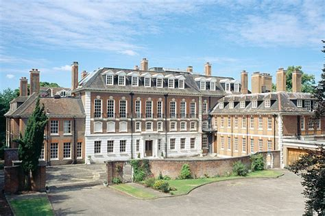 building costs in london now second highest in world riddle of the 163 300million witanhurst house of secrets is