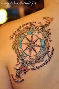 Ms State Flower - meer dan 1000 idee 235 n over nautical compass tattoo op