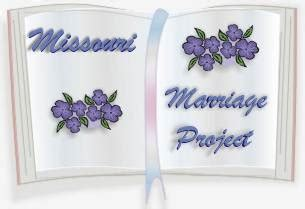 Missouri State Archives Marriage Records Usgenweb Archives Tm Missouri Marriage Project