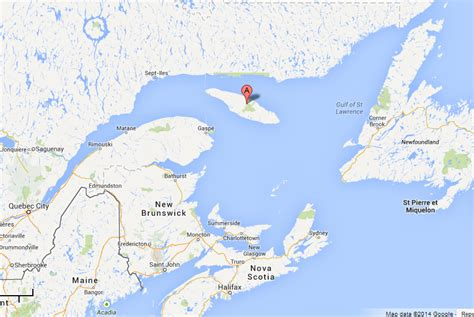 Building Home Plans by Fracking Planned For Anticosti Island In The St Lawrence