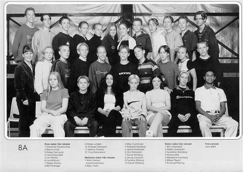 Se 8a by 8a I Bj 246 Rkebyskolan 1998