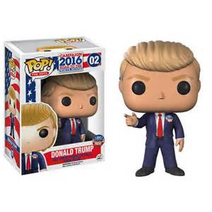 Window Boxes Australia - donald trump pop vinyl figure merchandise zavvi com