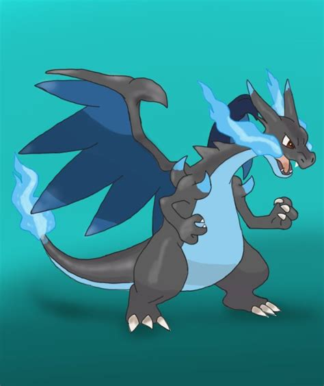 Charizard Z Drawing by Learn How To Draw Mega Charizard X From