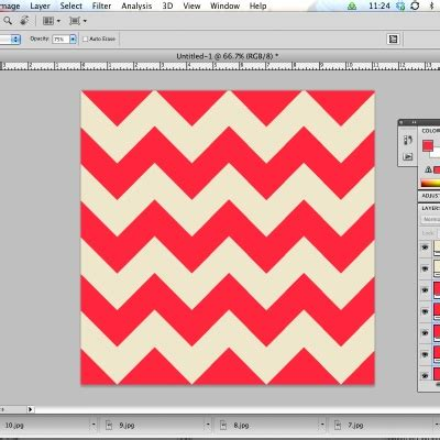 pattern maker psd make a chevron pattern in photoshop digital graphics