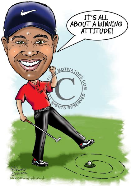 Tiger Woods Birthday Card