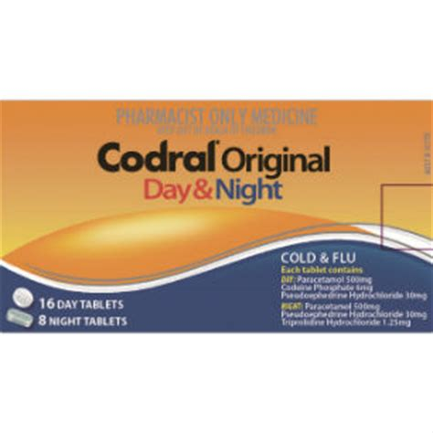 Codral Nightime 3 plaza and devonport pharmacycough cold flu