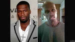 50 cent photos reveal shocking weight loss for cancer film