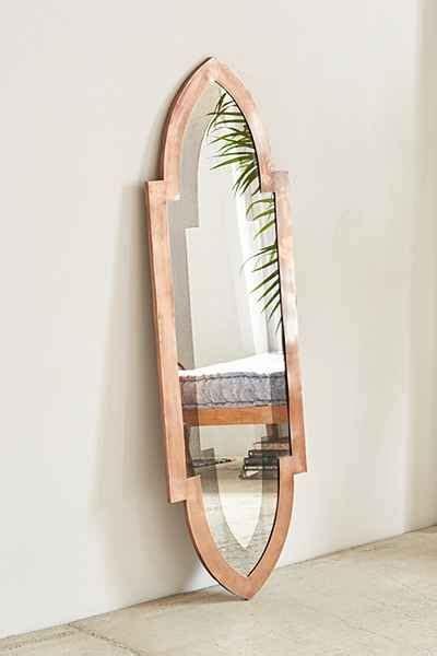 magical thinking antique flourish full length mirror