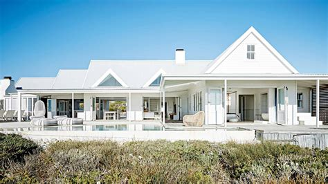 House Design Styles South Africa Gravity Home White Seaside Home In South Africa Outdoor