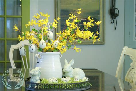 Pottery Barn Tray Spring And Easter Decoratingdiy Show Off Diy