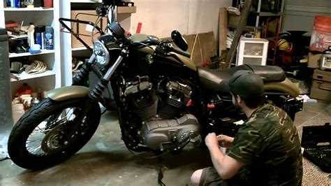 Harley Davidson Sportster Battery by Harley Davidson Nightster Battery Replacement