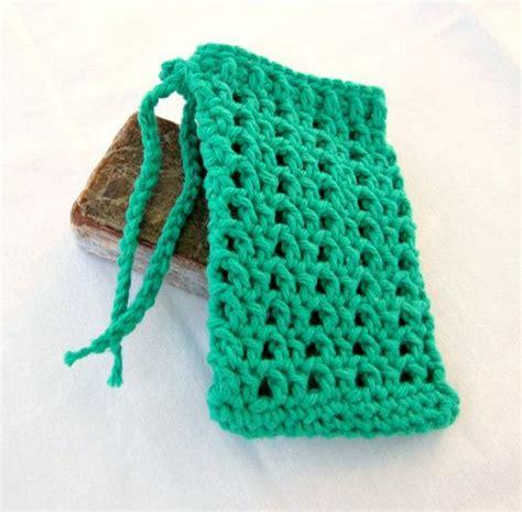 crochet pattern soap holder green crochet soap saver cotton soap holder green soap