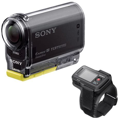 Sony Hdr As20 sony hdr as20 compact remote b h photo