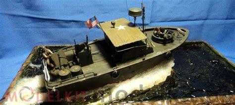 river boat model kits the plastic model of river patrol boat from tamiya kit