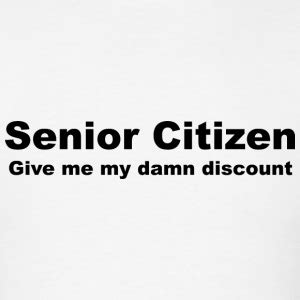 German Offer Senior Citizen Discounts by Discounts Gifts Spreadshirt
