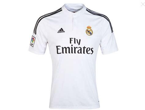 imagenes del traje del real madrid fotos nueva camiseta oficial adidas del real madrid 2014 15