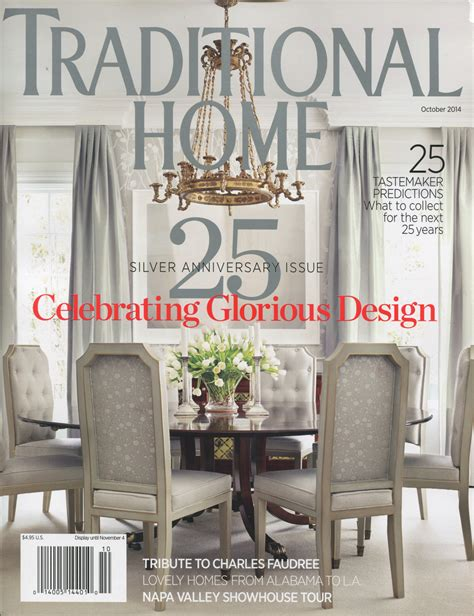 Maine Home And Design October 2014 Traditional Home 25th Silver Anniversary Issue October 2014