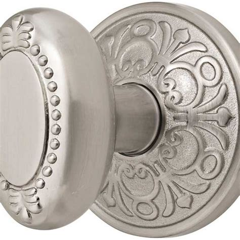 Brushed Nickel Interior Door Handles by Top 10 Brushed Nickel Door Knobs 2017 Ward Log Homes