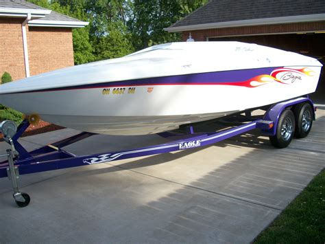 Tandem Garage baja outlaw 20 2002 for sale for 16 000 boats from usa com