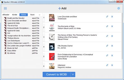 how to open mobi files how to open acsm file