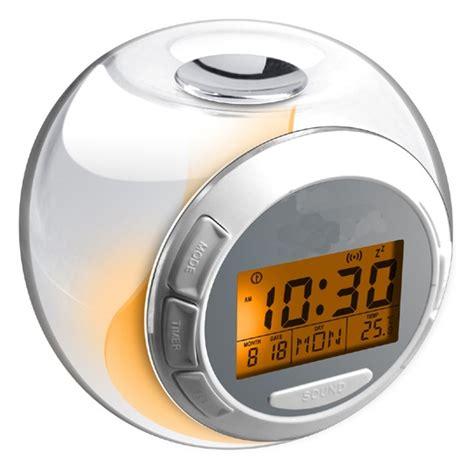 Jam Dadu Moody Souvernir Jam jam meja dengan suara alam dan dapat berubah warna tokoonline88