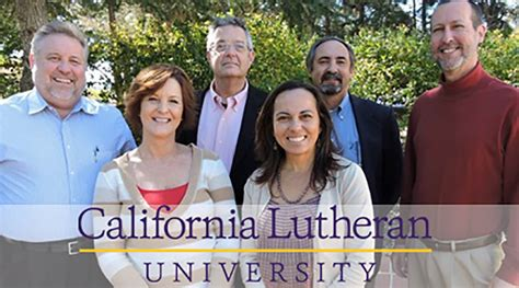 Mba California Lutheran by California Lutheran Executive Skills Workshop For Clergy