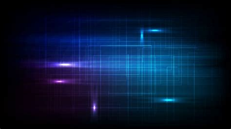 wallpaper 4k neon tech glowing neon abstract motion background video