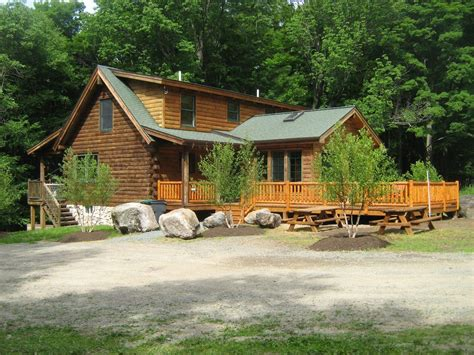 Lake Cabin Rentals Pa by Near Lake Wallenpaupack Poconos Log Home Vrbo