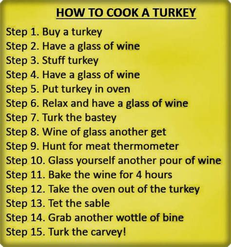 how to cook a turkey pictures photos and images for facebook tumblr pinterest and twitter