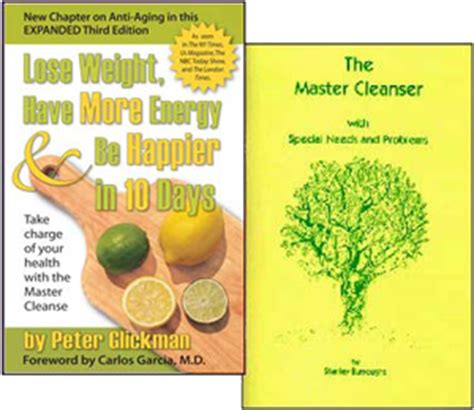 Stanley Burroughs Lemon Detox Diet by The Master Cleanse Web Store Master Cleanse Website