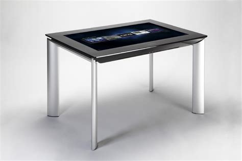 Microsoft Coffee Table Computer Sur40 Table With Microsoft Pixelsense