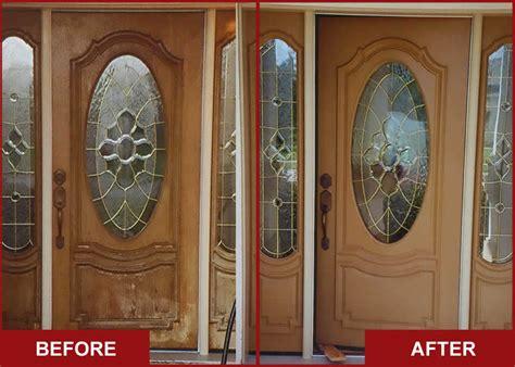 step  step     refinish front door homesfeed