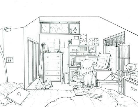 bedroom drawing  getdrawingscom   personal