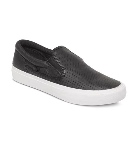 Slip This On s trase le slip on shoes adys300186 dc shoes