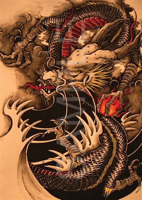 tattoo makers chinese tattoo design wonderful traditional chinese dragon tattoo design