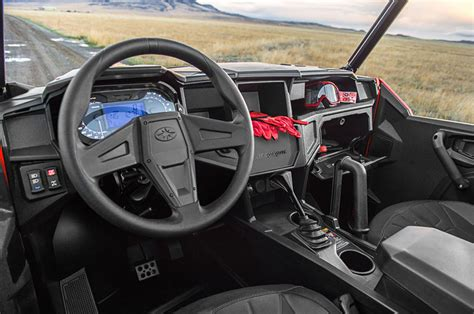 General Interior 2016 polaris general in indy now available atv
