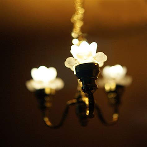 miniature lights mini 1 12 scale dollhouse l miniature ceiling light