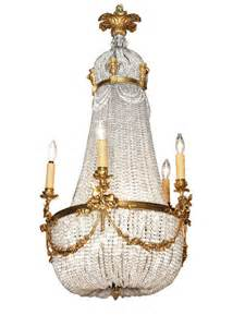 Antique Empire Chandelier Antique Empire Chandelier And Bronze At 1stdibs