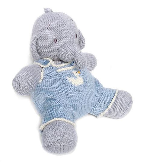 ravelry knitted toys ravelry knitted humphrey elephant pattern by sue