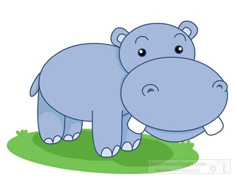 clipart hippo baby hippo clipart collection