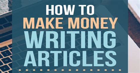 How To Make Money By Writing Online - how to make money online by writing howsto co