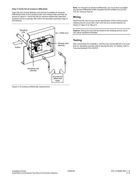 ld4p120x duct detector wiring diagram wiring diagram